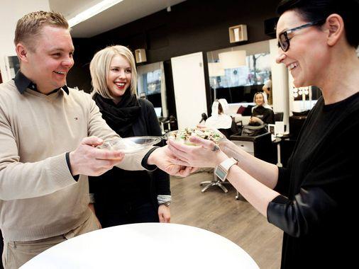 Asiakkaamme Greli Salad Bar tekee yhteistyötä Bläkin kanssa