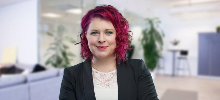 Elisa Metsälällä on pitkä kokemus henkilöstö- ja rekrytointialalta