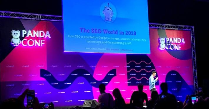 Maailman SEO-velho on puhunut - Web Summit 2017