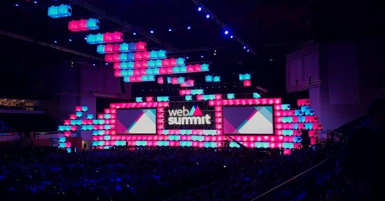 Odotuksia markkinoinnin vuodelle 2018 Web Summitin pohjalta