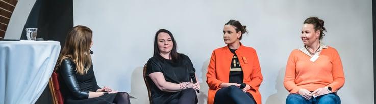 Maaliskuu täynnä tapahtumia: Menestyjänaiset 2019, SalesDay ja Keskuskauppakamarin FUTURE-ohjelma