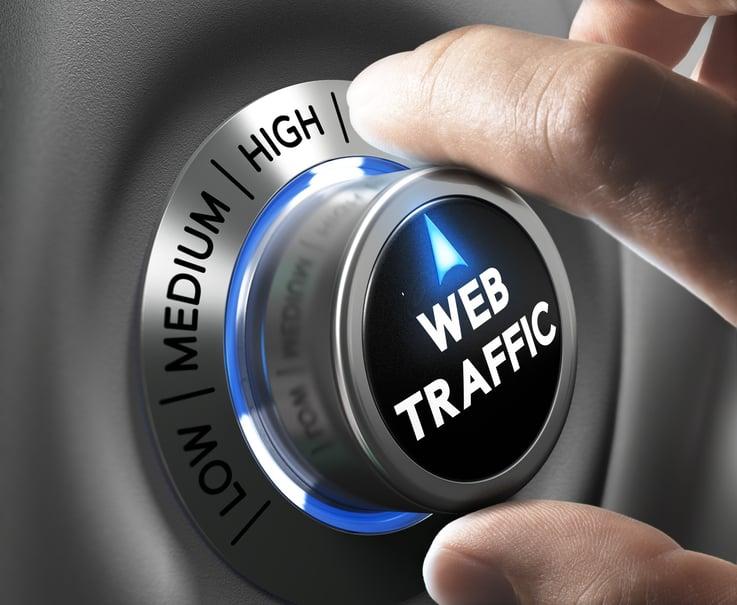 Miten kasvatat verkkosivujesi kävijämäärää?