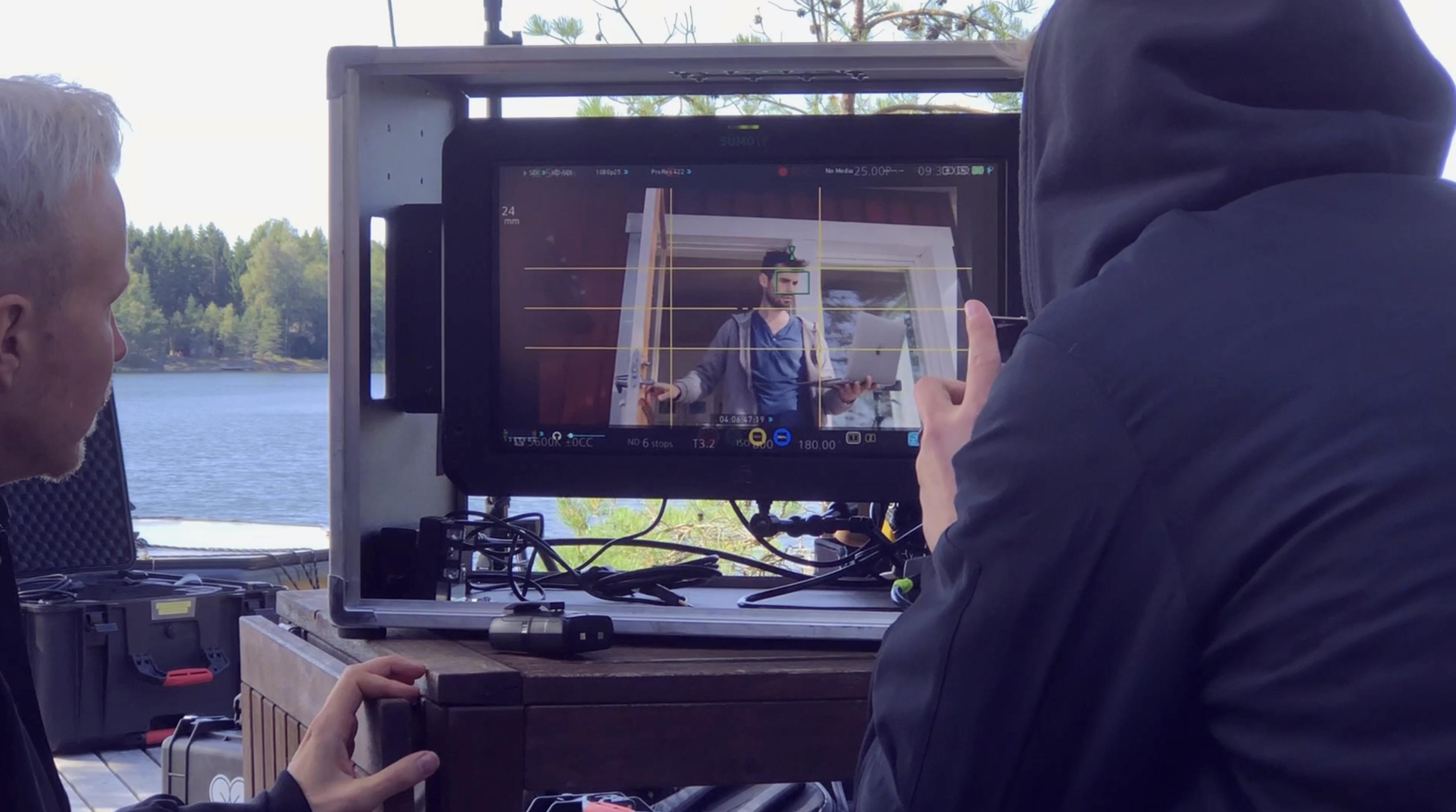Brändivideon tuotanto