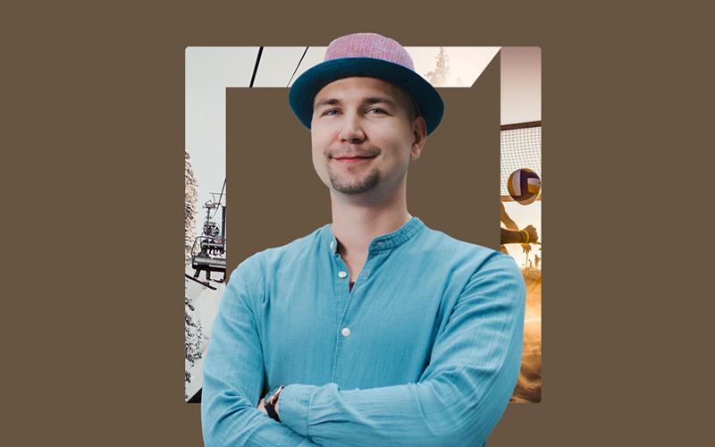 Toni Talasjoki yhdistää tapahtumaosaamisen digimarkkointiin