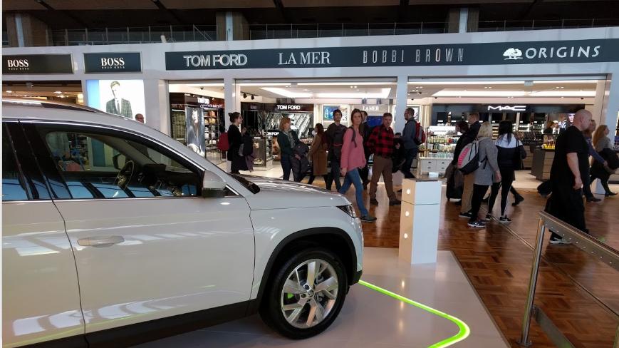 Vaikuttavia tapahtumia ja messumarkkinointia Škodan kanssa