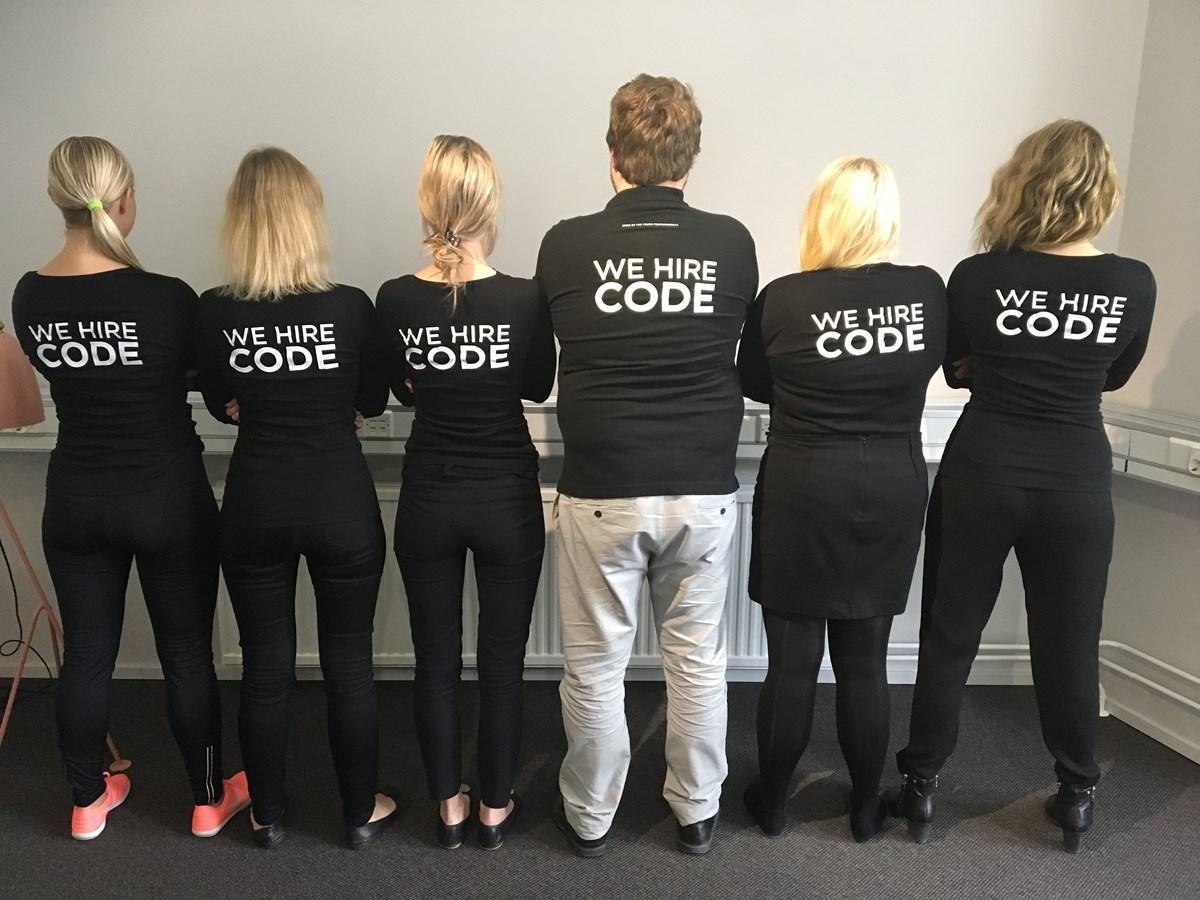 wehirecode